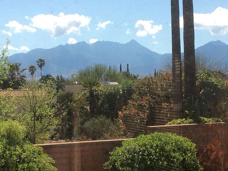 Comfortable relaxing 1300 sq. ft. Fully Equipped Green Valley Home with View, holiday rental in Sahuarita