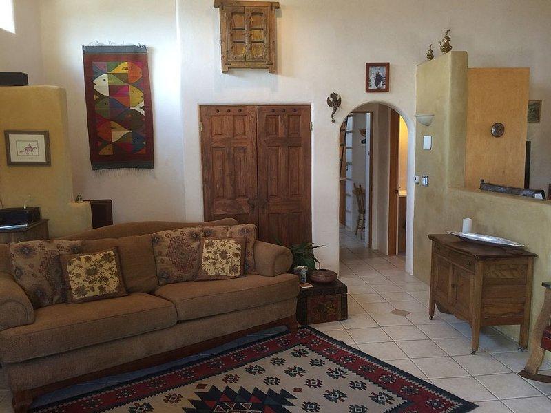 Taos Mountain View Tranquility, casa vacanza a El Prado