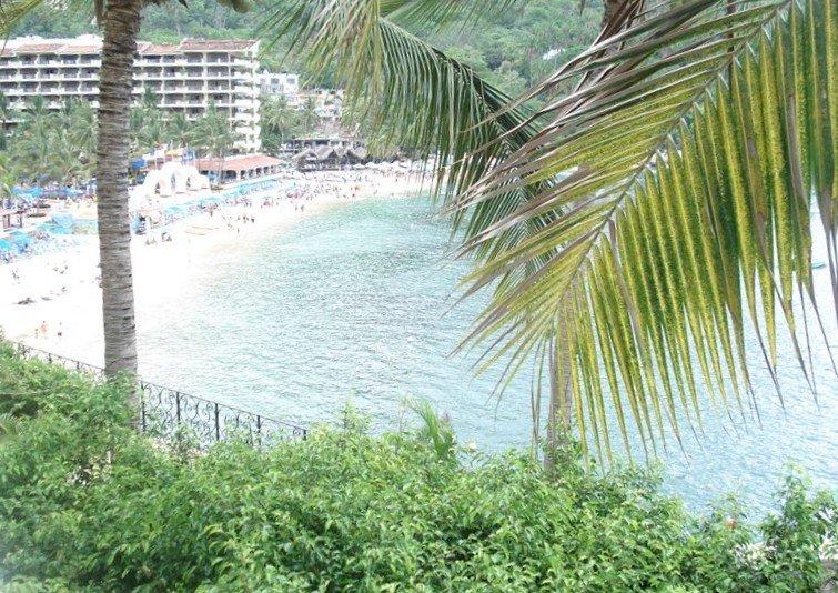 Beachfront, Ocean View Luxury Condo in La Jolla De Mismaloya., location de vacances à Yelapa