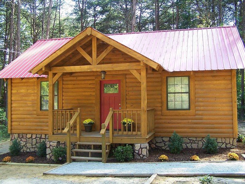 Mentone Getaways 'Mystic Hideaway' Cabin Rental, holiday rental in Mentone