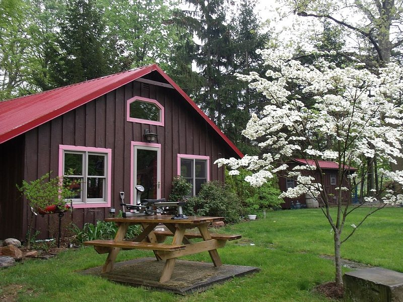 Secluded Lake Cottage, vacation rental in Brocton