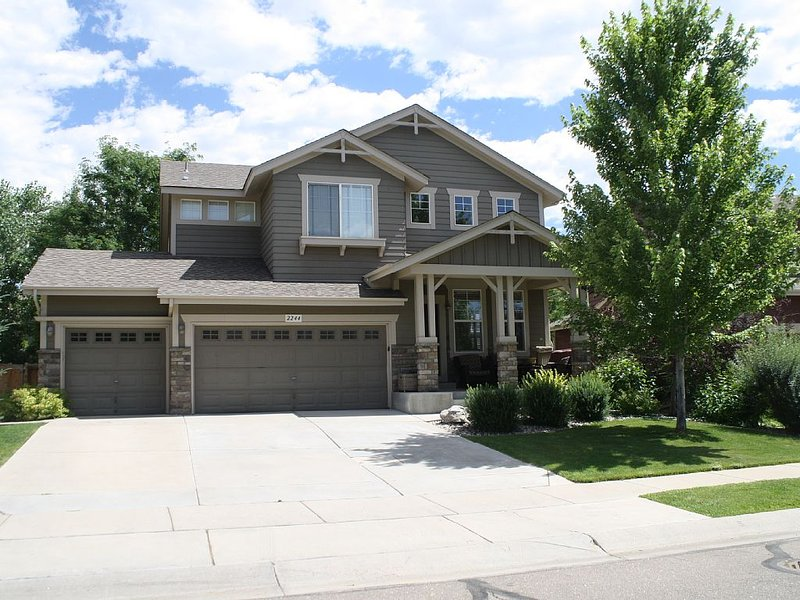 SE Fort Collins home, holiday rental in Johnstown