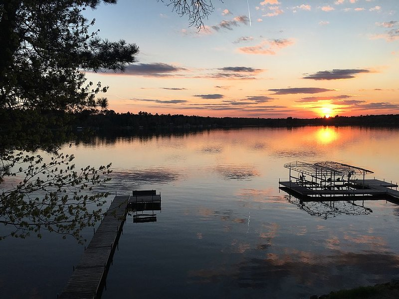 Gull Lake Chain Cabin Within Walking Distance To Downtown Nisswa, holiday rental in Lake Shore