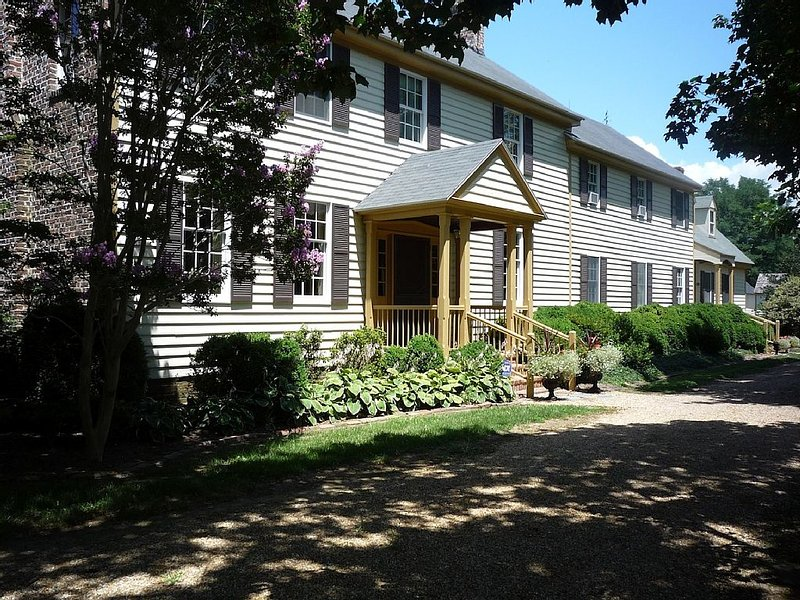 Sycamore Bend - Tranquil Historic Waterfront Home, holiday rental in Exmore