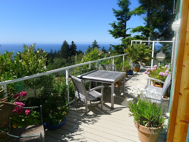 Ocean View Retreat, Florence/Yachats, OR, holiday rental in Florence