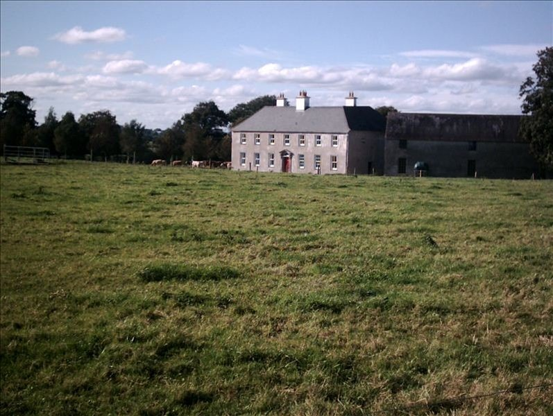 Historic Irish Country Georgian House, vacation rental in Ballyragget