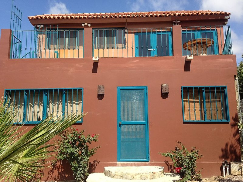 Get Away From It All, Surrounded By A Tropical Fruit Orchard, Beach/ Surf Close., vacation rental in El Pescadero