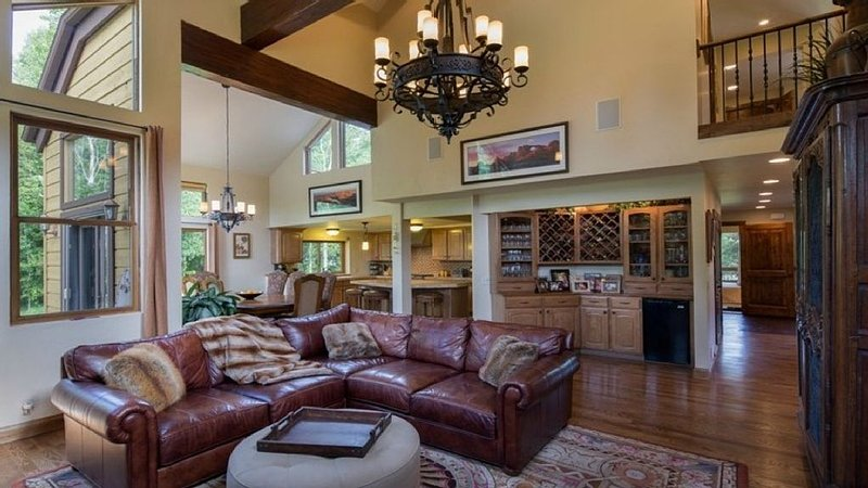 Air Condition Sun Valley Home Close to Everything!, vacation rental in Ketchum