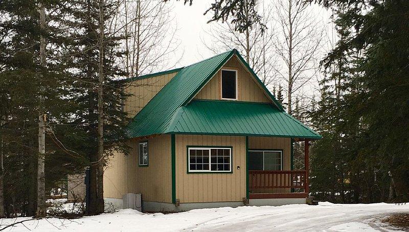 Super comfortable Alaska Cottage or Kitchenette., aluguéis de temporada em Sterling