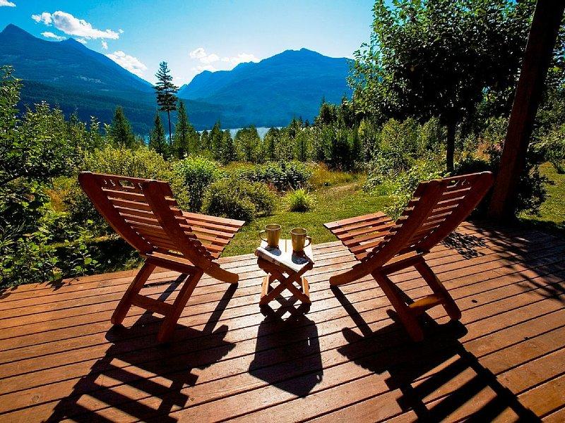 Dream Cottage - Wing Creek Resort, aluguéis de temporada em Kaslo