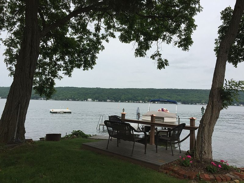 Unplug And Unwind On The Point. Family Friendly, Nearby Historic Geneseo, NY, location de vacances à Webster Crossing