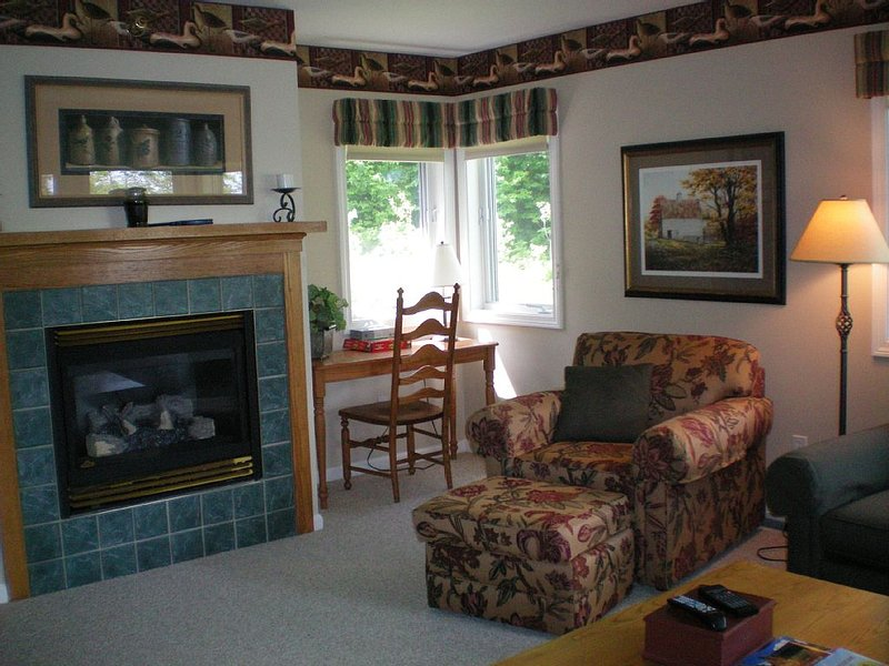 Beautiful Large 3 Bedroom,2 Bath Condo At Smugglers Notch Resort, location de vacances à Cambridge