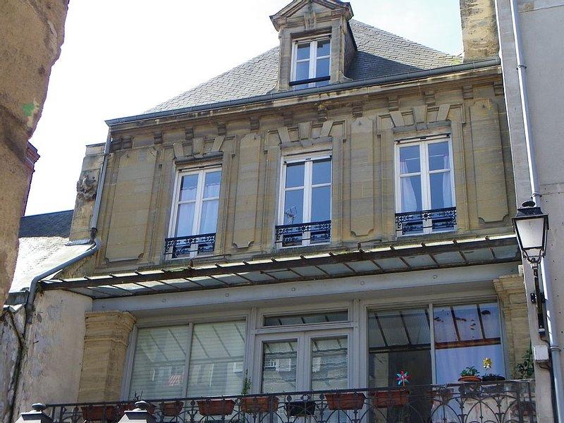 Le Logis Saint Martin, casa vacanza a Bayeux