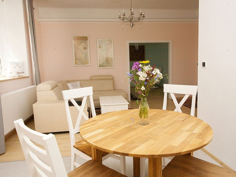 New apartment in the city center, holiday rental in Prague