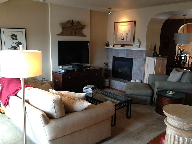Beautifully Furnished Ocean View Townhouse! No Pets. WiFi, Gourmet Kitchen., alquiler vacacional en Depoe Bay