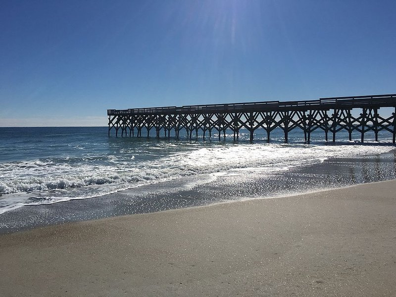 Beach Bliss - Minutes From The Beach!, vacation rental in Wilmington