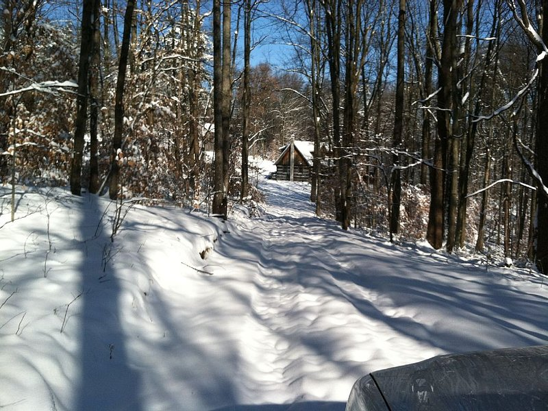 Winter in Brown County