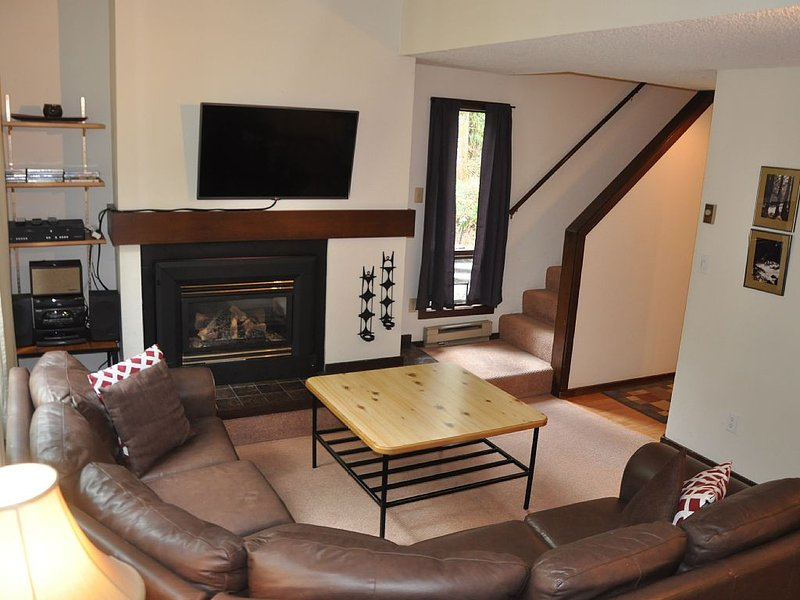 Mt Baker Condo, Snowater Resort, Closest property to Ski Mountain, vacation rental in Glacier