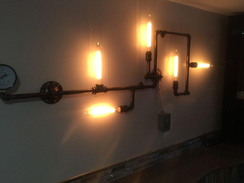 Very cool!  steampunk lighting