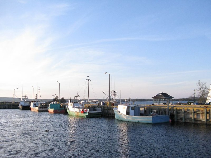 Quiet Home In Beautiful Fishing Village Of Port Medway, holiday rental in Port Medway