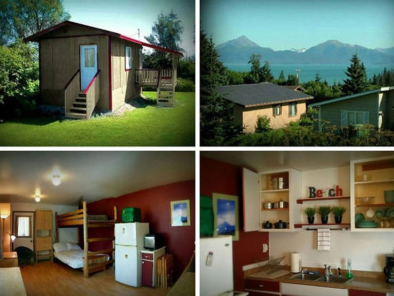 Cozy Cottage In Town With A View!, vacation rental in Homer