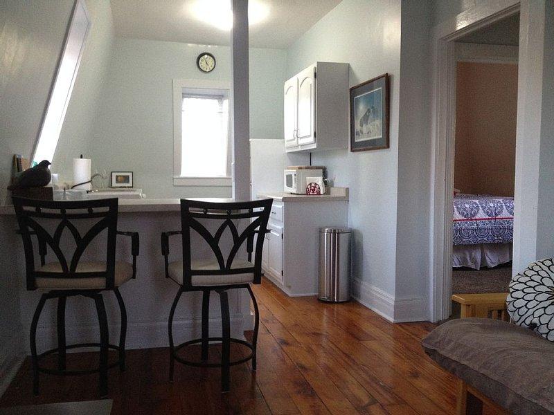 Perfect Apartment Get Away! Walk Downtown, Shops, Marina, Restaurants, alquiler de vacaciones en Marquette