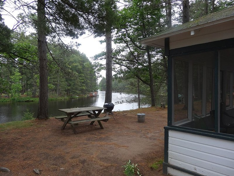 Vacation/Fisherman's Cottage, vacation rental in Manitowish Waters
