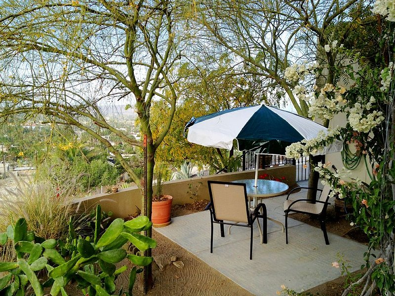 Spectacular Views of  the Desert by the Sea, vacation rental in Todos Santos
