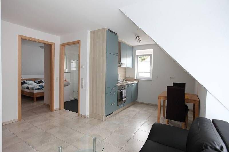 Ferienwohnung 7, 38 qm, 1 Schlafzimmer, max. 2 Personen, Ferienwohnung in Nürtingen
