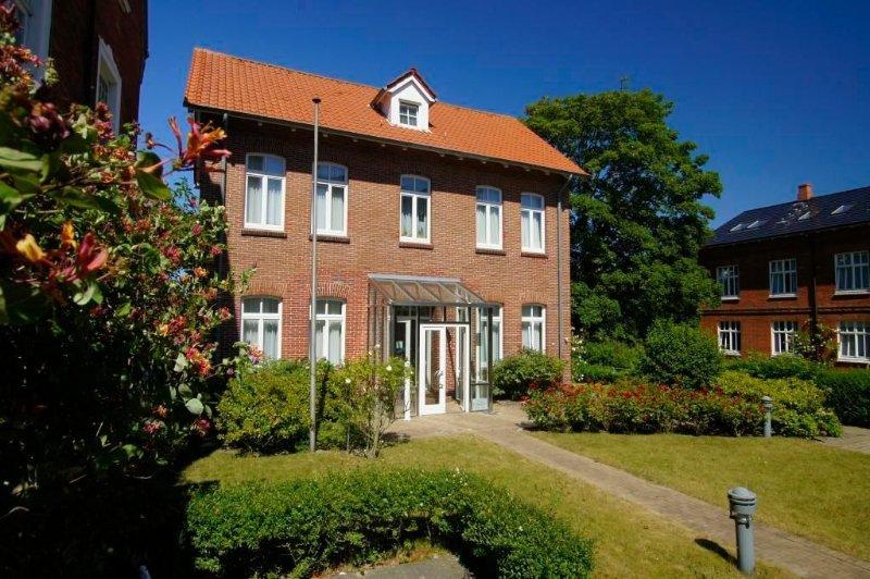 Haus St. Josef - Gemütlich Wohnen in der Stadtmitte Borkums!, location de vacances à Borkum