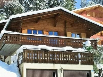 Ferienwohnung Laax für 4 Personen mit 2 Schlafzimmern - Ferienwohnung, vacation rental in Laax
