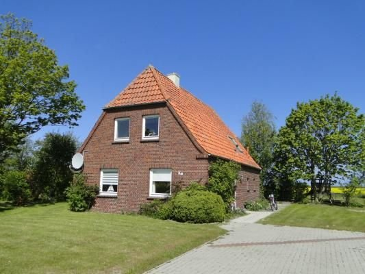 That makes playing fun: This lovingly modernized and ca., casa vacanza a Wangerland