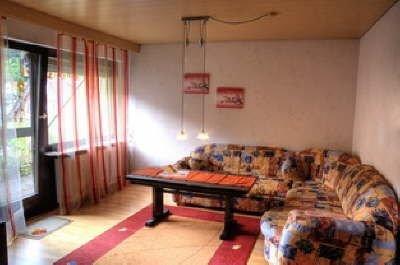Ferienwohnung 1, 80qm, 2 Schlafzimmer, max. 6 Personen