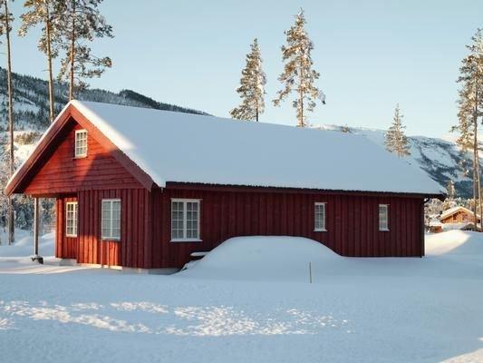 Ferienhaus Vrådal für 8 - 9 Personen mit 4 Schlafzimmern - Ferienhaus, vacation rental in Telemark