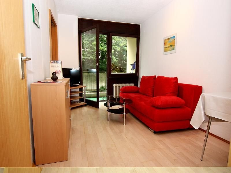 Apartment, 36 m², 1 bedroom, max. 4 people, vacation rental in Umkirch
