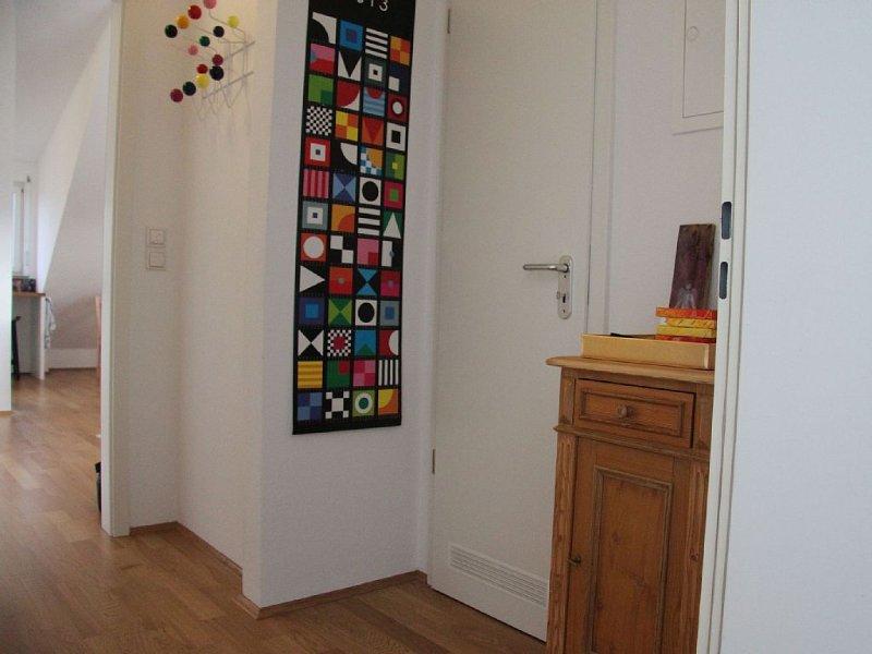 Ferienwohnung 'Seeblick', 70qm, 1 Schlafzimmer, max. 2 Personen, vacation rental in Stockach