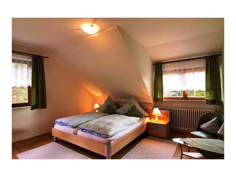 Ferienwohnung Tannenblick, 1 Schlafzimmer, 1 Wohn-/Schlafraum, max. 4 Personen, aluguéis de temporada em Oberharmersbach