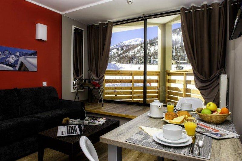 Résidence Soleil Vacances New Chastillon**** - 2 Pièces 4 Personnes, location de vacances à Vinadio