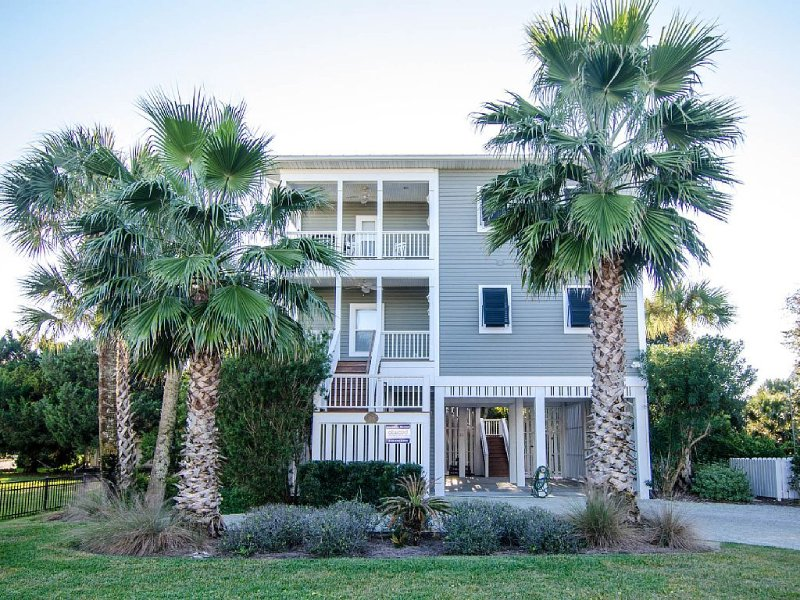 Good Graces - Gorgeous Home With Private Pool & Ocean Views, vacation rental in Edisto Island