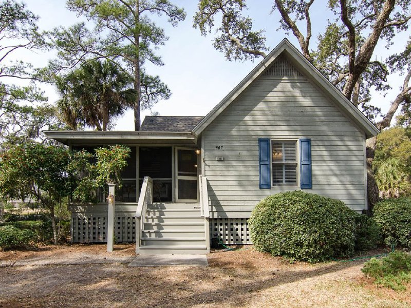 Shelter Cove 907 - Upscale, Pet Friendly Resort Cottage, vacation rental in Edisto Island