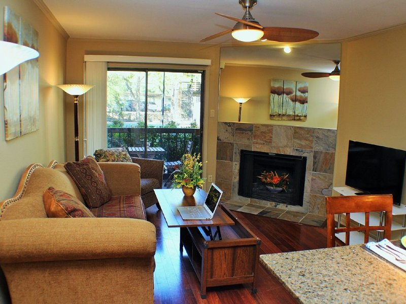 Cozy Condo For 2 In A Gated Quiet Community King Bed,pool&gym 10mins To Downtown, vacation rental in Austin
