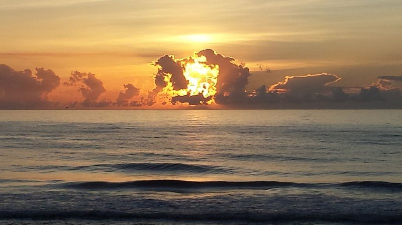 Another gorgeous sunrise