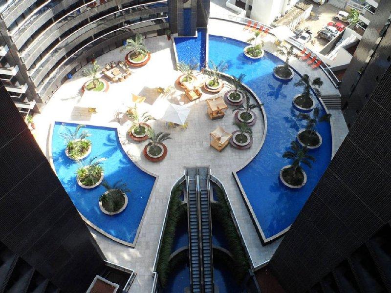 Apartamento Esplêndido na Beira-Mar, vacation rental in Fortaleza