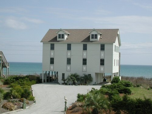 ***Panoramic Oceanfront Living~Emerald Isle****, vacation rental in Emerald Isle