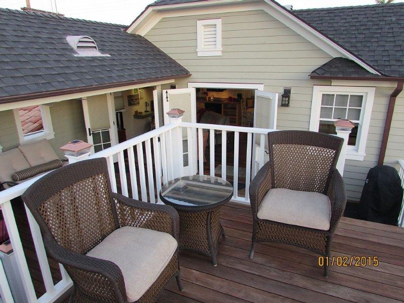 Charming Coronado Carriage House, location de vacances à Coronado
