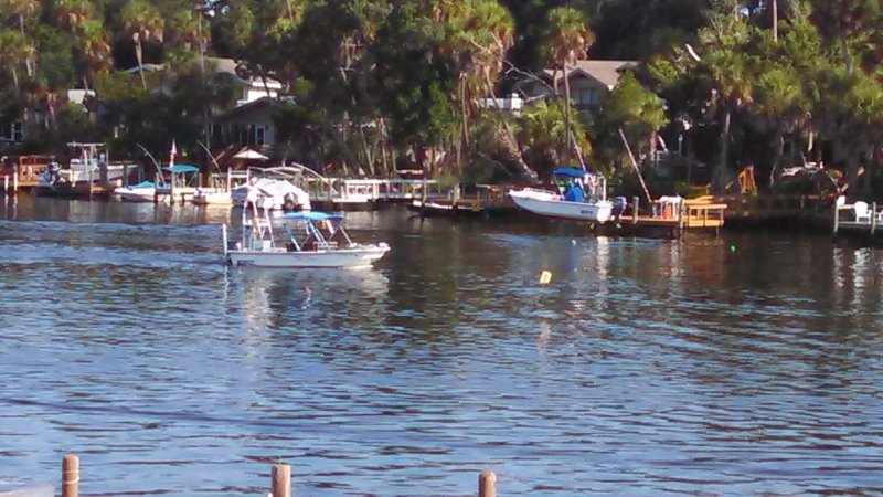 SUNSET PATH AT HOMOSASSA RIVER, FREE PRIVATE DOCK, NO CANALS OR BRIDGES, holiday rental in Homosassa