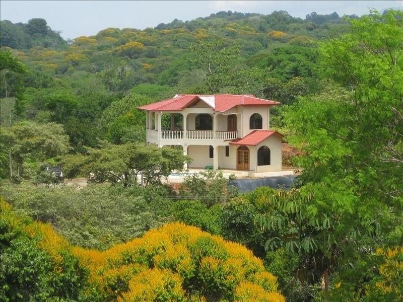 Spectacular Ocean-View  Mediterranean Villa with Private Pool, holiday rental in Osa Peninsula