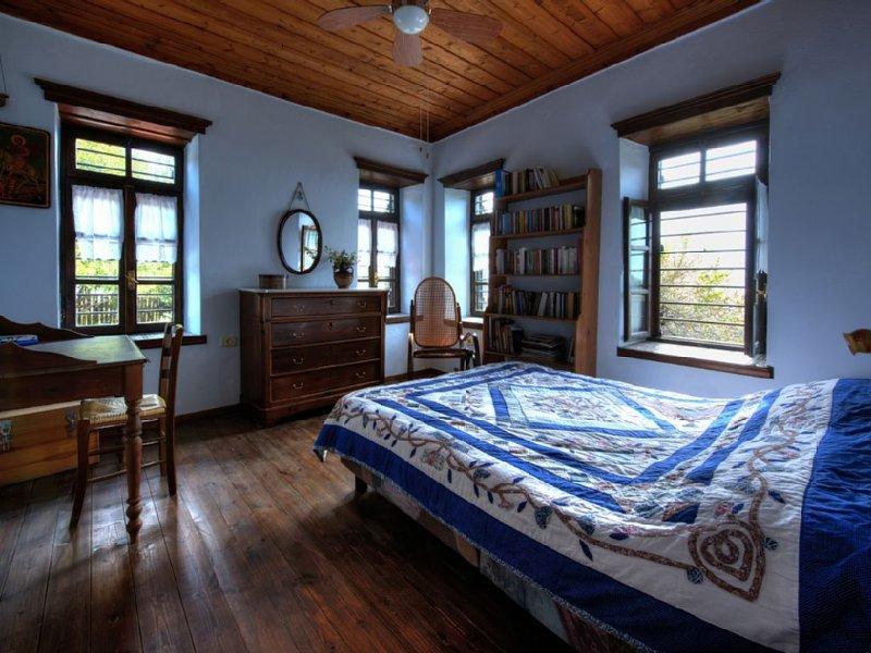 master bedroom (upstairs floor)