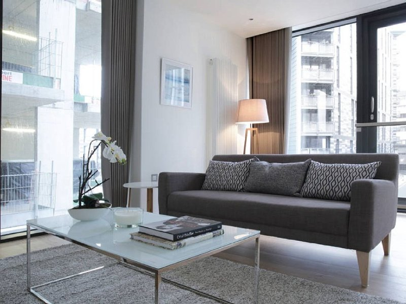Large luxury apartment in one of Edinburgh's most desirable locations, vacation rental in Edinburgh