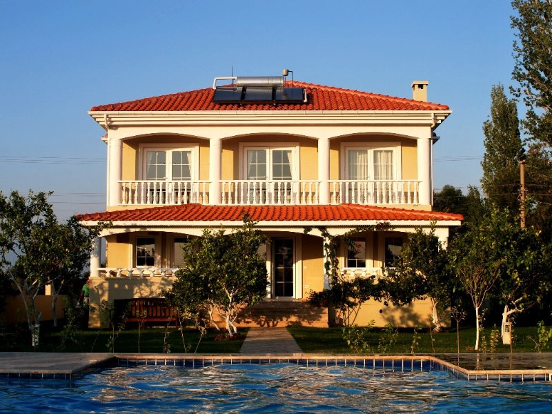 Luxury  villa, very special atmosphere, private pool,  catering meals available, holiday rental in Dalyan